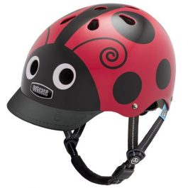 CASCO LITTLE NUTTY LADYBUG NUTCASE