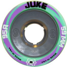 RUEDA ATOM JUKE NYLON HOLLOW CORE PACK 4 UNIDADES