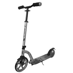 SCOOTER PREMIER CITY 230-180 SILVER/BLACK KRF
