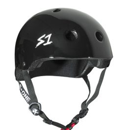 CASCO S1 BLACK GLOSS