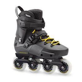 TWISTER EDGE BLACK/YELLOW ROLLERBLADE