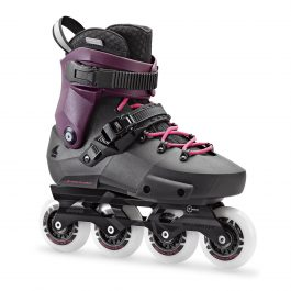 TWISTER EDGE W BLACK/PURPLE ROLLERBLADE
