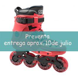 FR1 80 ROJO MARCA FR