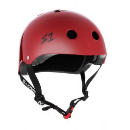 CASCO S1 SCARLET RED GLOSS