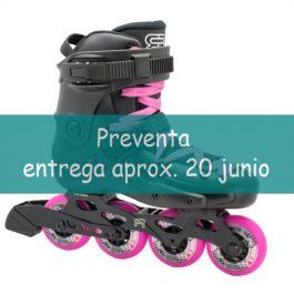 FRX W 80 MM NEGRO/ROSA MARCA FR