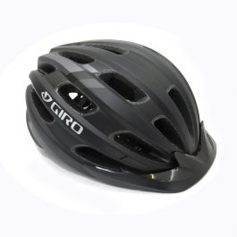 CASCO GIRO REGISTER MATTE NEGRO (54 a 61 cm)