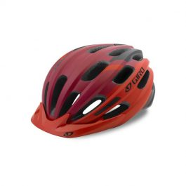 CASCO GIRO REGISTER ROJO MATTE (54 a 61 cm)