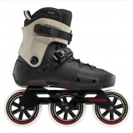 ROLLERBLADE TWISTER EDGE 110 3WD BLACK/SAND