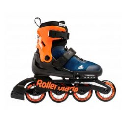ROLLERBLADE COMBO MICRO MIDNIGHT BLUE/WARM